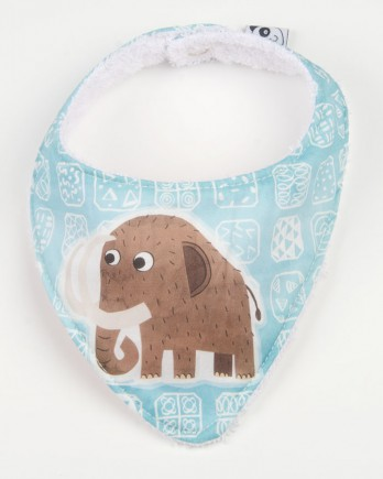 blue mammoth bandana
