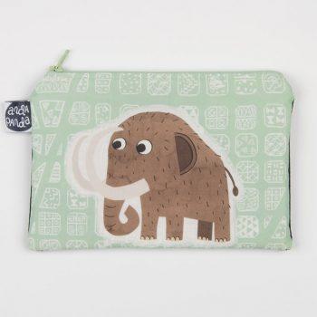green mammoth purse