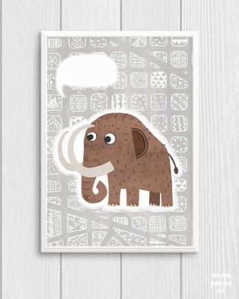 grey mammoth