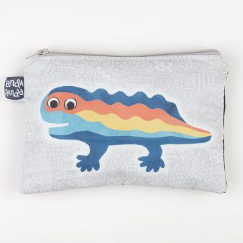 lizard purse