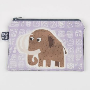 mammoth purple purse