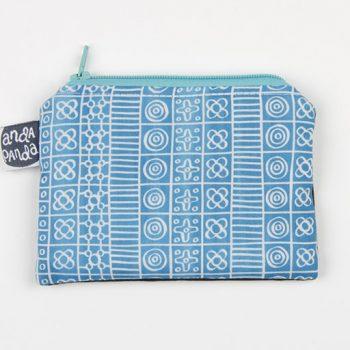 panot blue purse