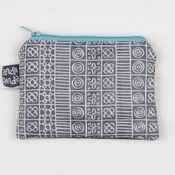 panot grey purse