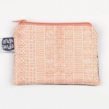 panot peach purse