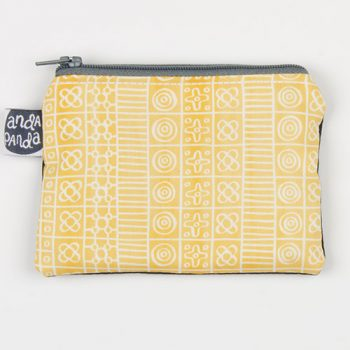 panot yellow purse