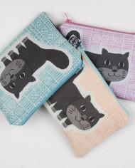 3 cats purses